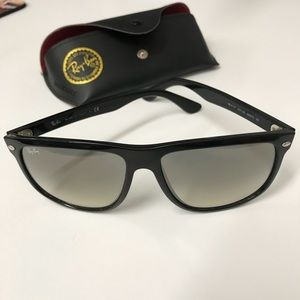 Authentic Women's Black Ray-Ban Sunglasses